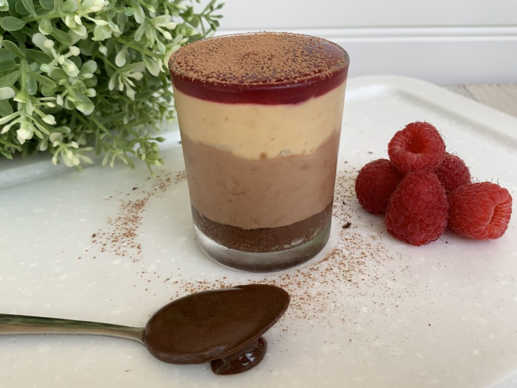 Triple Layer Mousse
